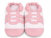 Кеды из натуральной кожи SHOOSHOOS Pink Sports SPK20 (размер L)