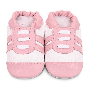 Кеды из натуральной кожи SHOOSHOOS Pink Sports SPK20 (размер M)