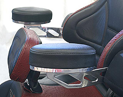 Подлокотники для пассажира Rivco для Honda GL1800