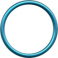 Кольца для слинга SLING RINGS Turquoise