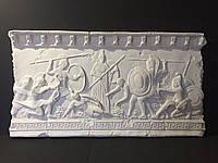 Гипсовый декор стен, Панно