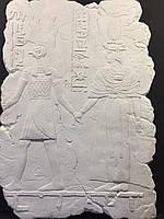 Гипсовый декор стен, Панно ЕГИПЕТ