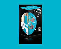 Краска для окрашивания ткани в стиральной машине DYLON Bahama Blue (без соли)
