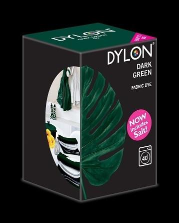 Краска для окрашивания ткани в стиральной машине DYLON Dark Green