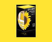 Краска для окрашивания ткани в стиральной машине DYLON Sunflower Yellow (без соли)