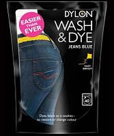 Краска для окрашивания в стиральной машине Wash & Dye Синий Джинс (Jeans Blue) DYLON
