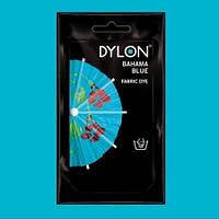 Краска для ткани DYLON Bahama Blue - для покраски вручную