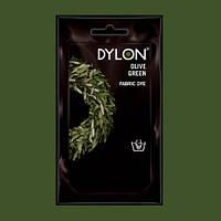 Краска для ткани DYLON Olive Green - для покраски вручную