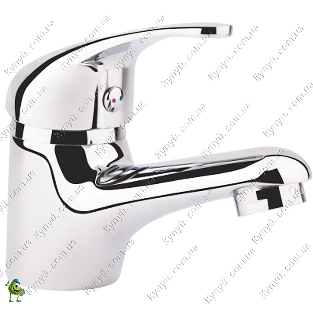 Смеситель для умывальника Q-tap Smart CRM-001