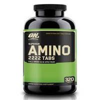 Optimum Nutrition Amino 2222 (320 tabl)