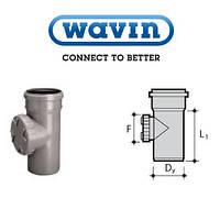 Ревизия для канализации 110 мм WAVIN