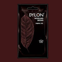 Краска для ткани DYLON Woodland Brown - для покраски вручную