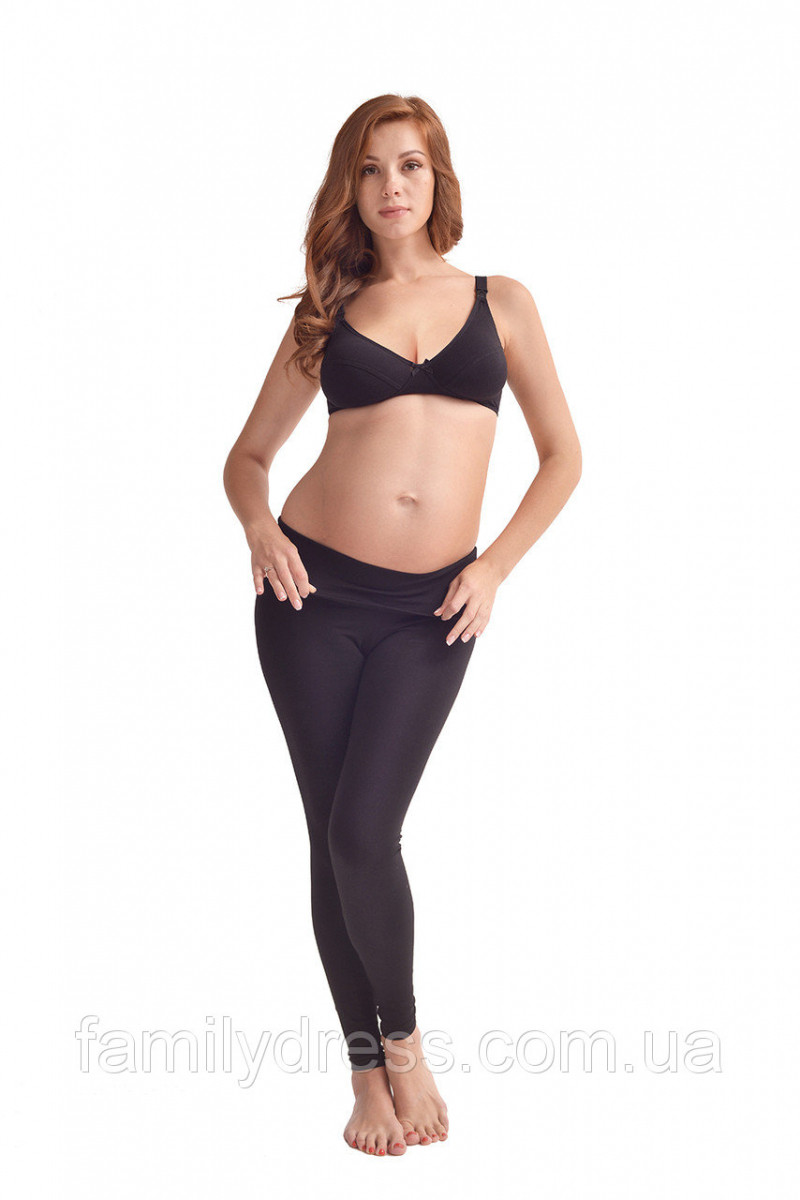 Леггинсы для беременных и кормящих (630) MAMИН ДОМ (размер 42)