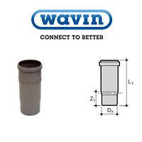 Патрубок компенсационный для канализации 110 мм WAVIN