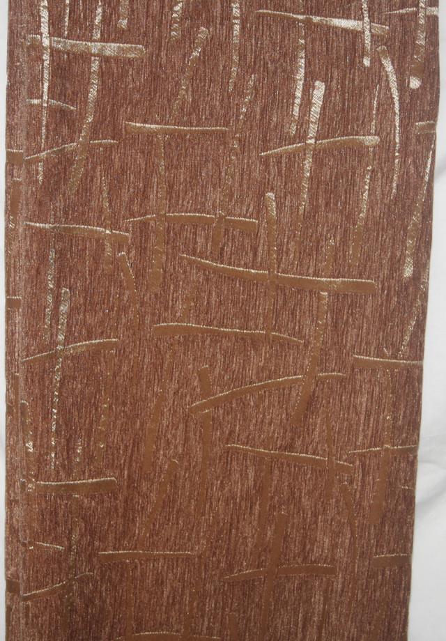 Двухспальные комплекты гобеленовых покрывал Брызги шампанского (коричневый)