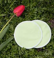 Эко-прокладки для груди SLINGOPARK (салатовый), фото 1