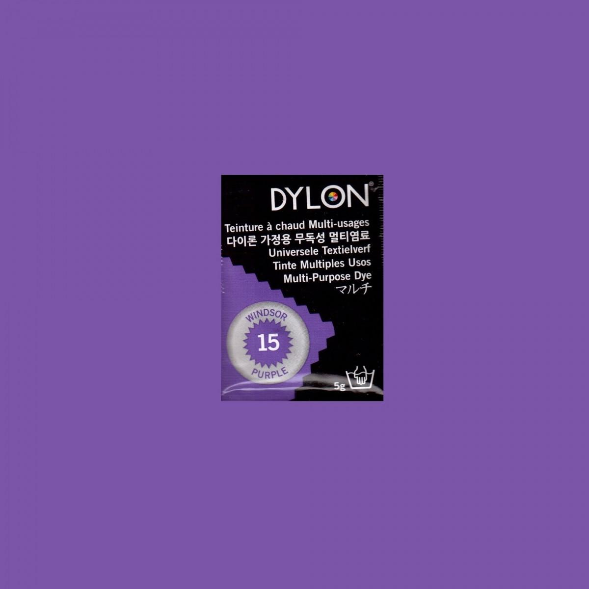 Многоцелевой краситель для ручного окрашивания Фиолетовый (Windsor Purple) DYLON