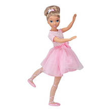 Лялька Bambolina Molly Прима-балерина