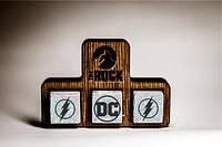 Камни для виски Whiskey stones THEROCK DC Comics Flash