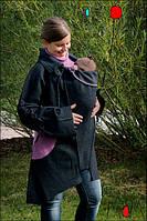 Пальто-туника для слингоношения шерстяное MaM (размер S/M)