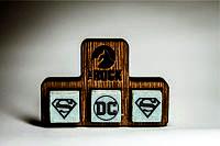 Камни для виски Whiskey stones THEROCK DC Comics Superman