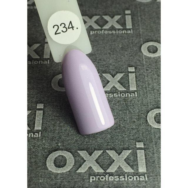 Гель-лак OXXI Professional №234  8 мл