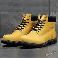 Ботинки мужские Timberland (зимние)
