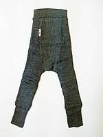Рейтузы из двойного слоя шерсти мериноса MAM (размер L, серый), фото 1