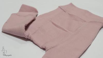 Рейтузы из двойного слоя шерсти мериноса MAM (размер M, розовый)