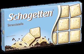 Шоколад Schogetten Stracciatella (Пломбир) 100гр
