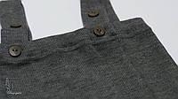 Сарафан из шерсти мериноса MAM ManyMonths (размер 62-92/98, серый), фото 1