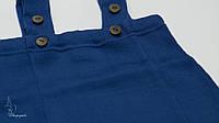 Сарафан из шерсти мериноса MAM ManyMonths (размер 62-92/98, синий), фото 1