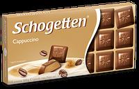 Шоколад Schogetten Cappuccino (Капучино) 100гр