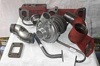 Комплект переоборудования МТЗ под турбину