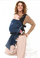 Слинг-рюкзак MANDUCA DUO Blue, фото 1
