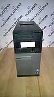 ПК Dell Optiplex 7010, i5-3470, RAM 4 ГБ DDR 3, GTX 750 Ti