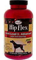 Глюкозамин с МСМ для собак NaturVet Hip Flex Joint Level 3 Advanced Care
