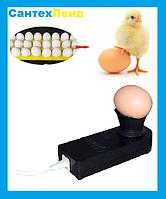 Овоскоп для проверки яиц светодиодный Квочка 01-60Д