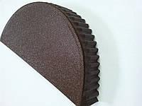 Плоская заглушка для полукруглого конька Стримэкс