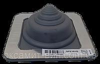 Кровельный проход 5-55мм Dektite Premium (Master Flash) для металлических и битумных крыш Серый ЭПДМ