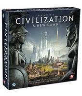 Цивилизация Сида Мейера: Рассвет ( Sid Meier's Civilization: A New Dawn) настольная игра