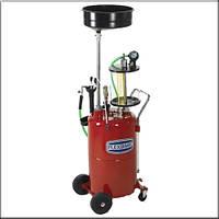 Flexbimec 3198 - Установка для отсоса и слива отработанного масла объемом 80 л