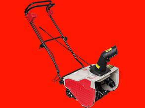Снегоуборочная машина Intertool SN-1600 электрическая
