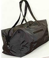 Качественная дорожная сумка из высокопрочного нейлона 50 л. VATTO B55N3, черный