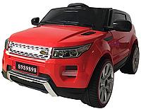 Электромобиль (T-783 RED) джип на р.у. 2*6V4.5AH мотор 2*15W с MP3 108*61*58