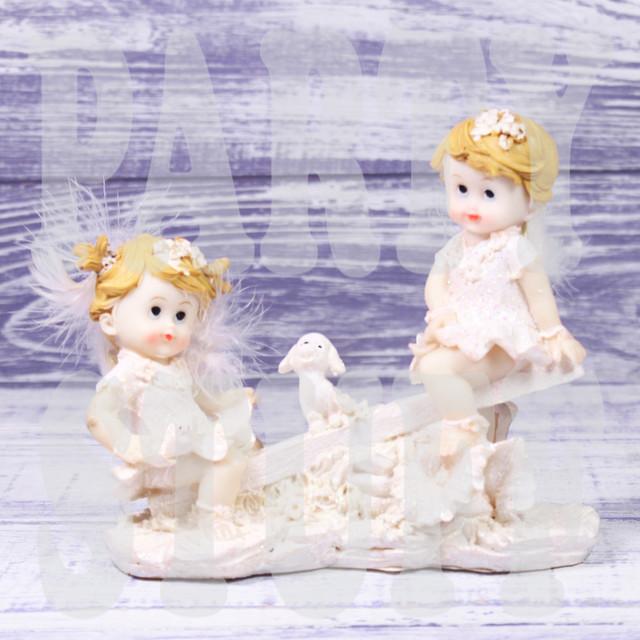Ангелочки статуэтки