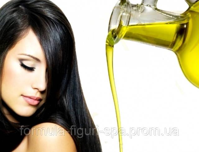 Использование оливкового масла в чистом виде