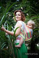 Слинг-шарф LENNYLAMB Pinacolada Bamboo (4,6 м), фото 1