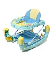 Ходунки детские TILLY (T-443 BLUE)
