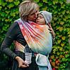 Слинг-шарф LENNYLAMB Rainbow Lace Jacquard (4,6 м)
